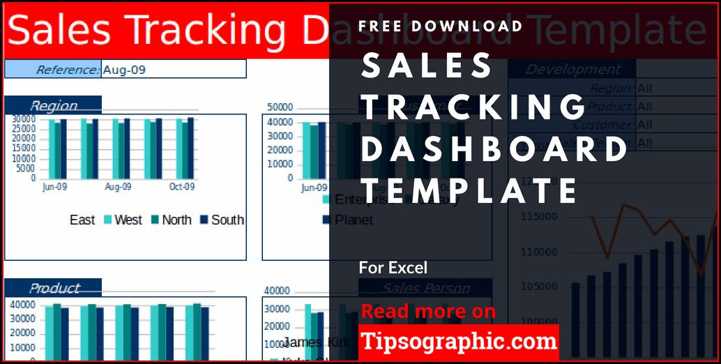 Sales Dashboard Excel Templates Free Download