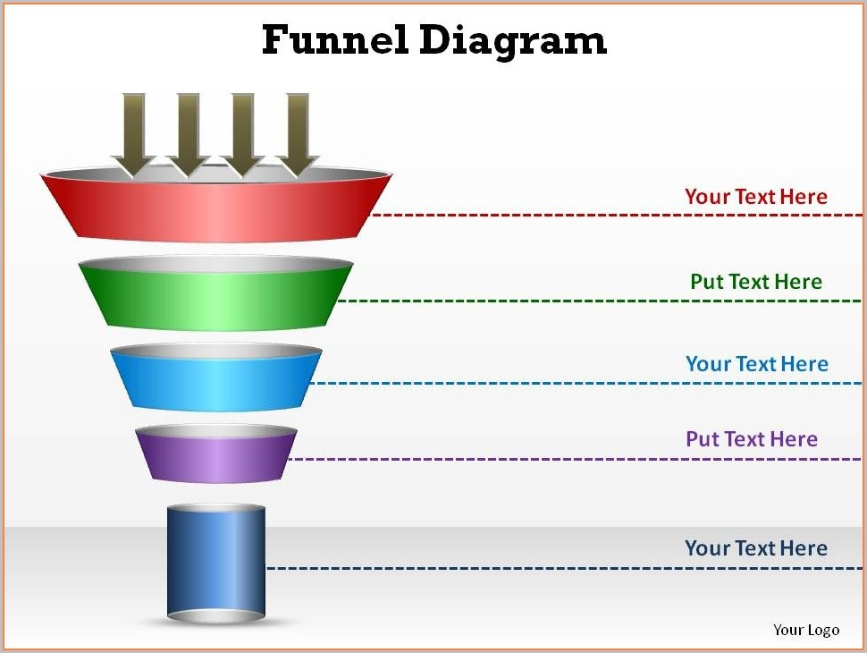 Sales Funnel Powerpoint Template Free