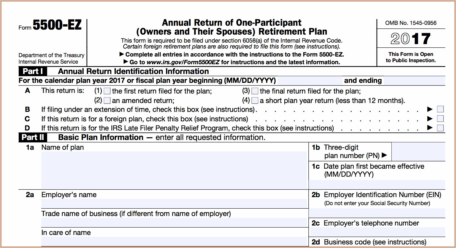 Solo 401k Adoption Agreement Template