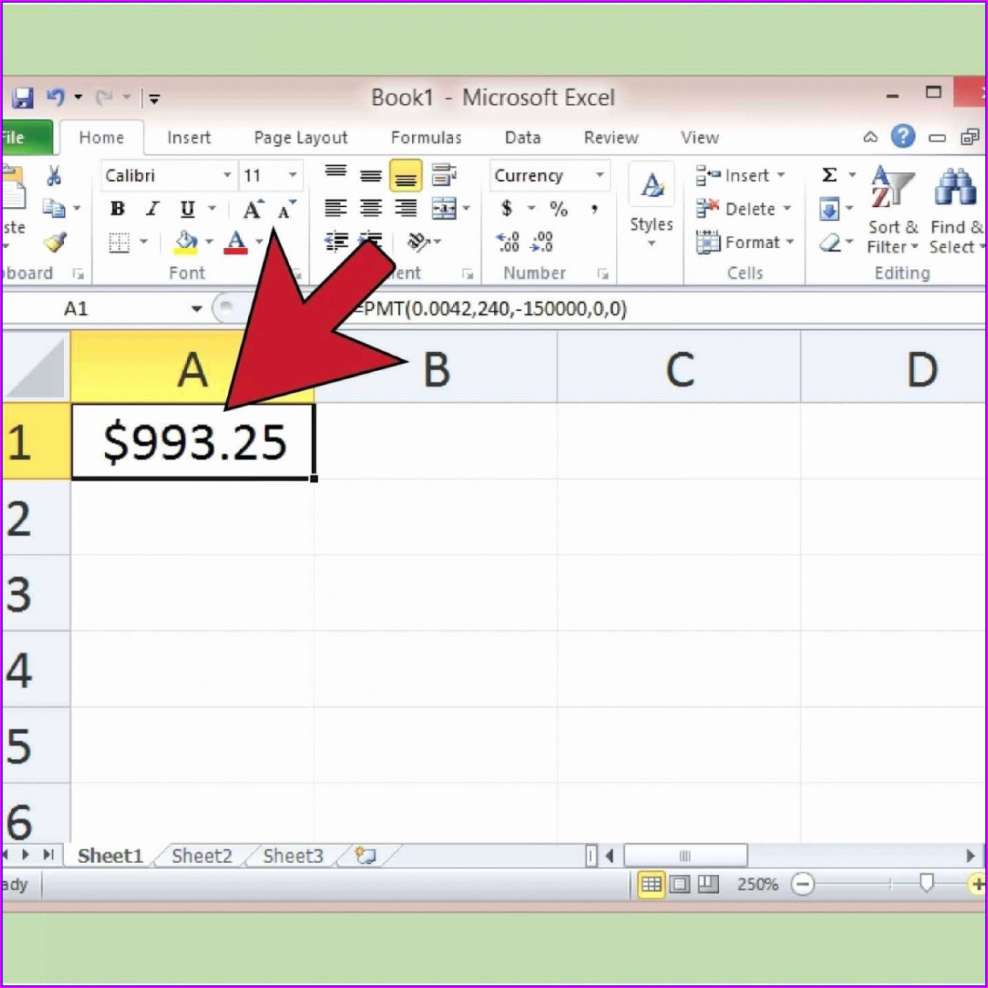 Supplier Database Template Excel
