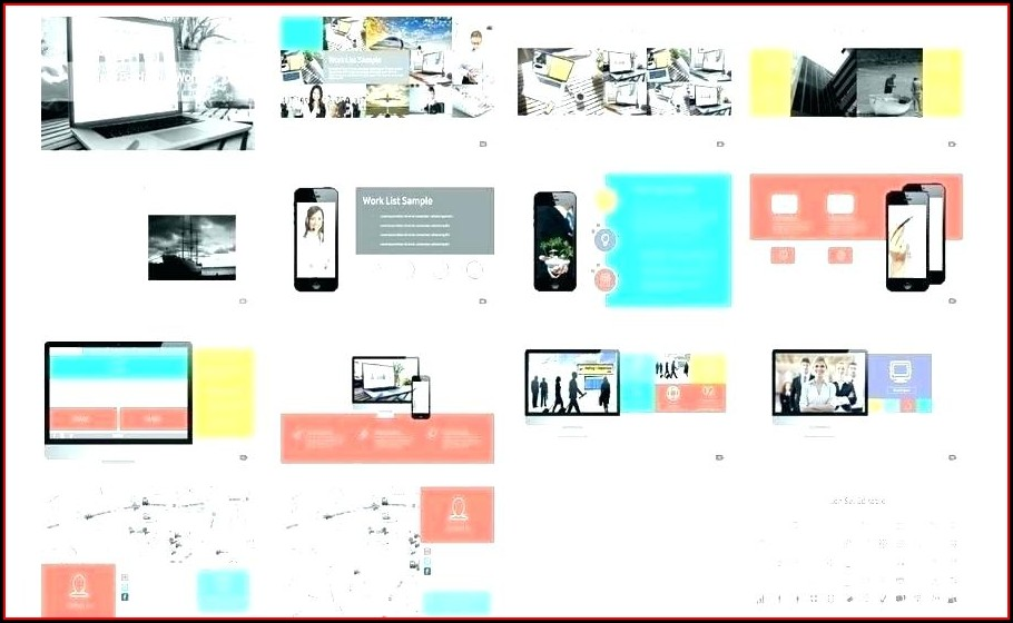 Video Presentation Template After Effects Free
