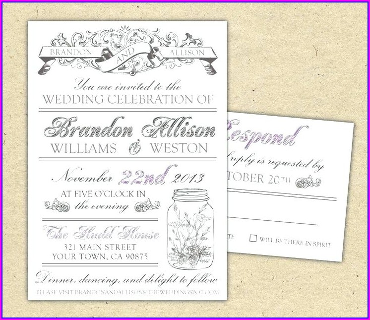 Whatsapp Wedding Invitation Card Template Free Download