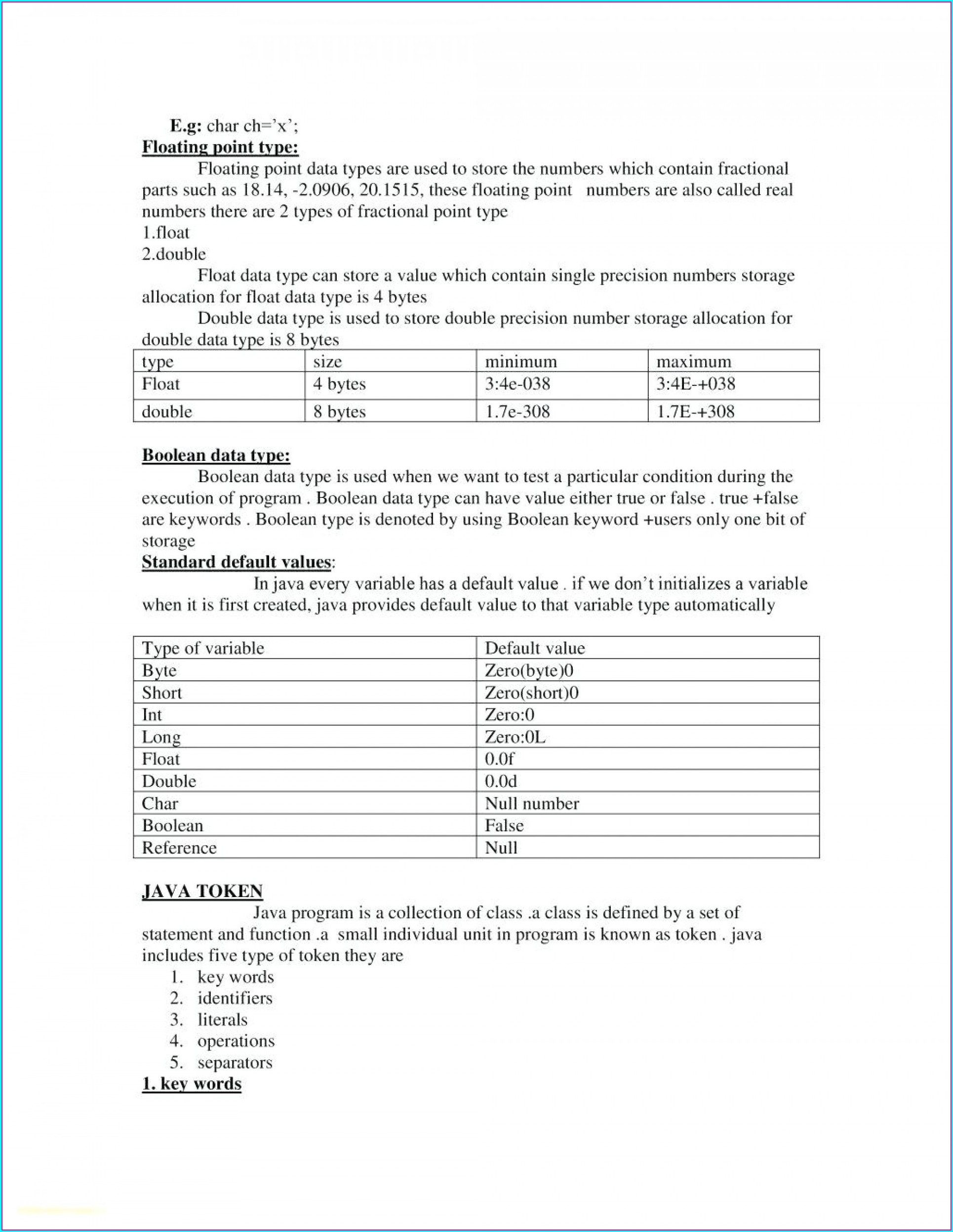 Word Simple Business Plan Template Free