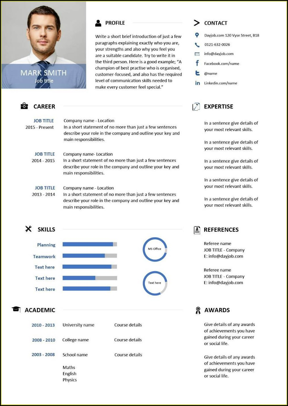 Best 100 Free Resume Builder