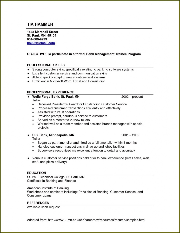 Best Free Resume Builder