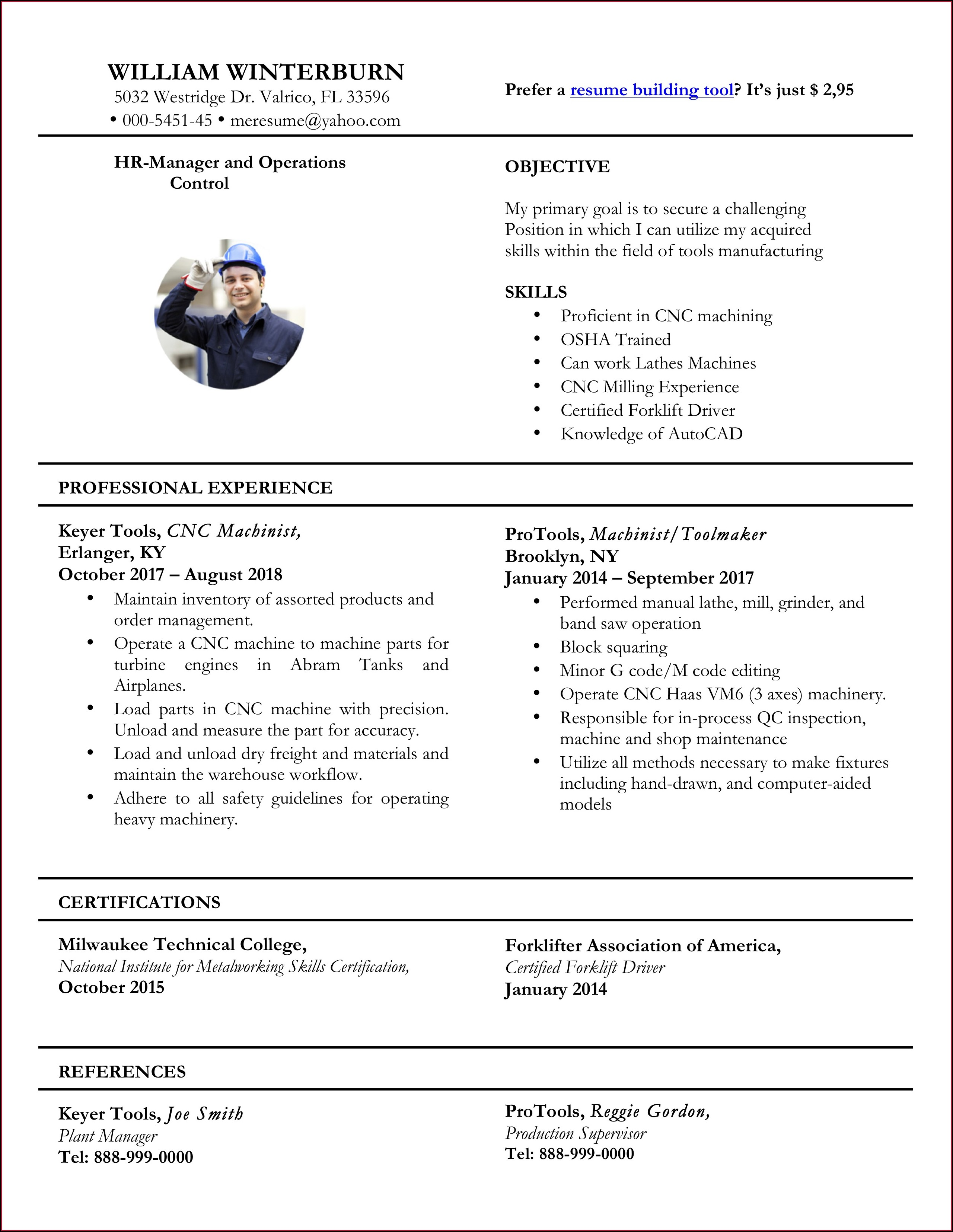 Best Resume Format Docx Download