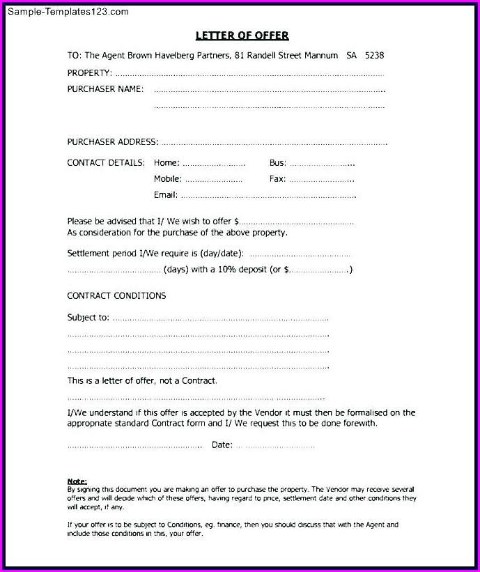 Commercial Real Estate Purchase Agreement Template
