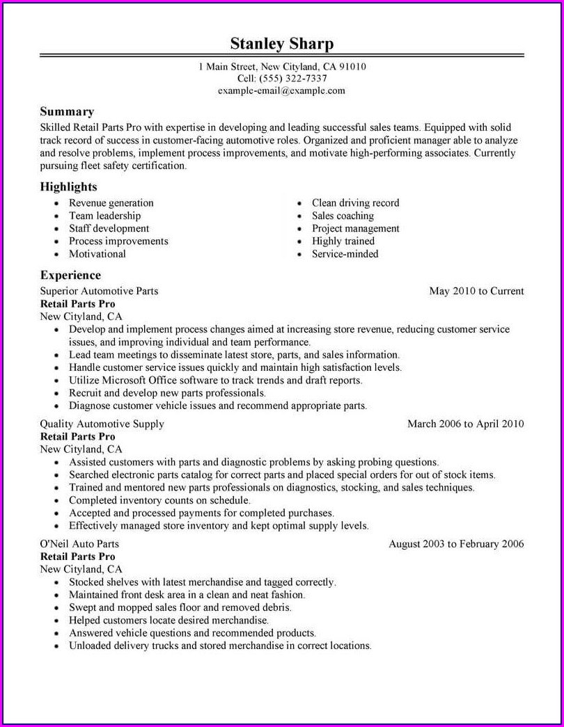 Dental Hygiene Resume Samples Free