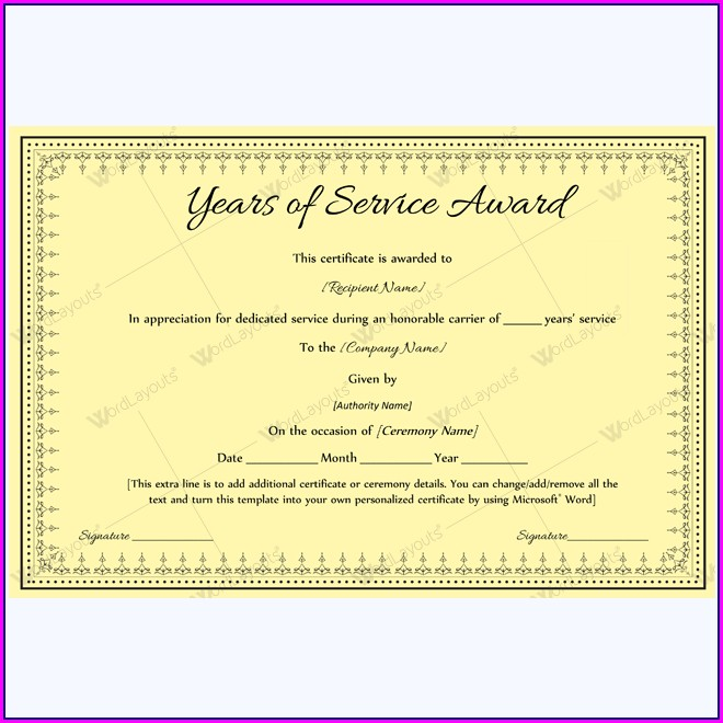 Employee Appreciation Award Ceremony Invitation Template Free Word