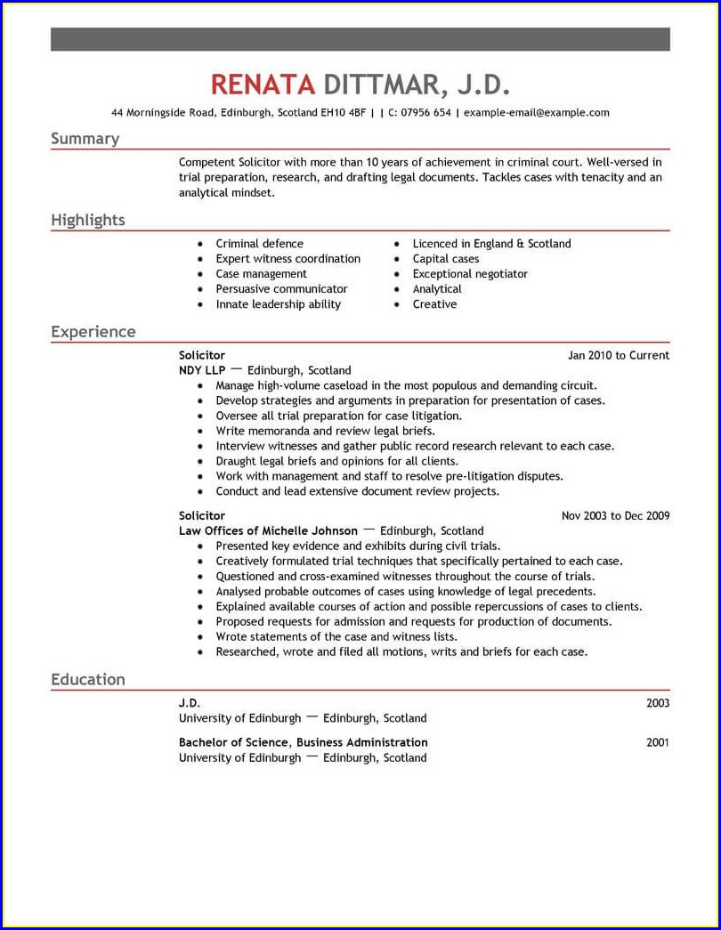 Entry Level Accounting Resume Samples Free