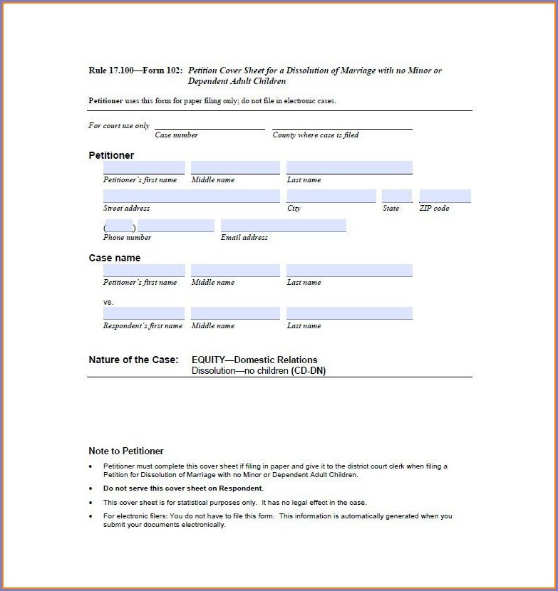 Fillable Fill In The Blank Resume Worksheet