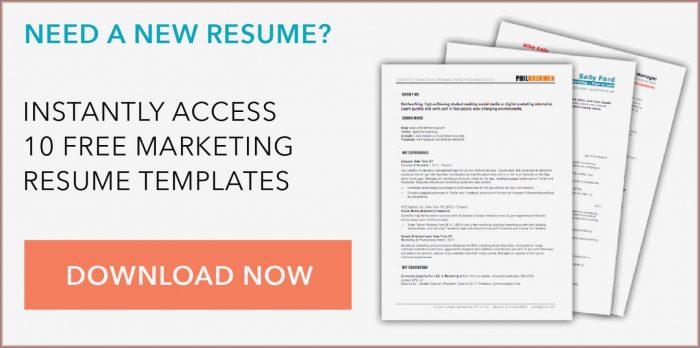Free Resume Templates For Microsoft Wordpad