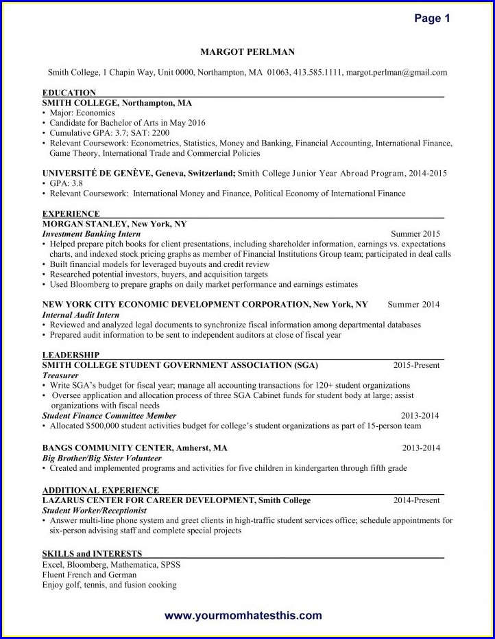 Free Sample Nurse Practitioner Resume