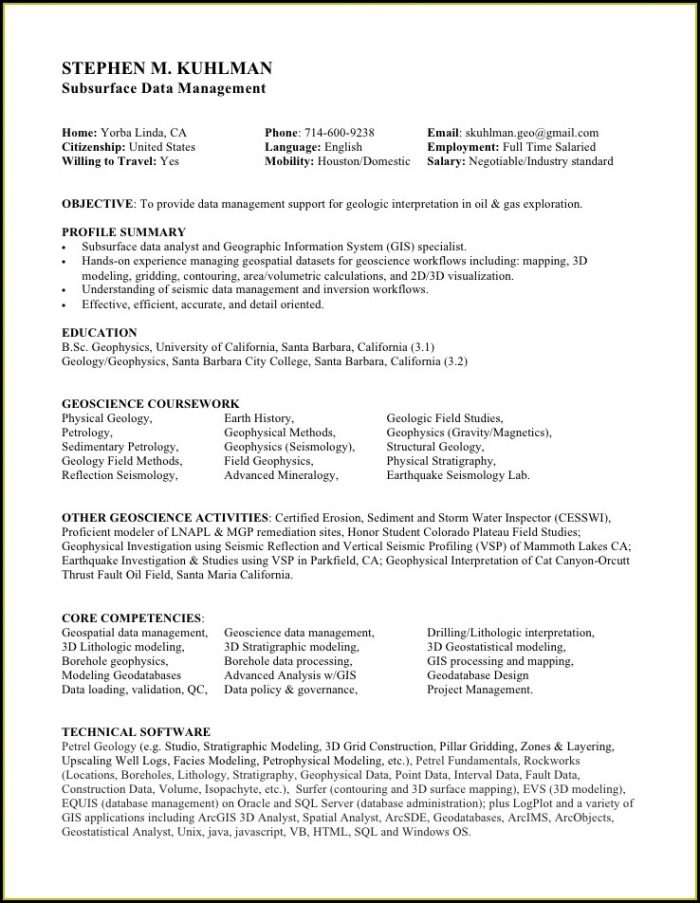 Free Surgical Tech Resume Samples