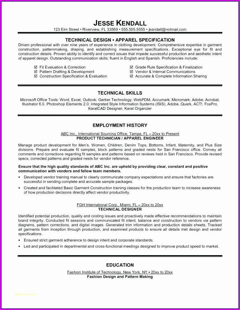 Licensed Practical Nurse Lpn Resume Template