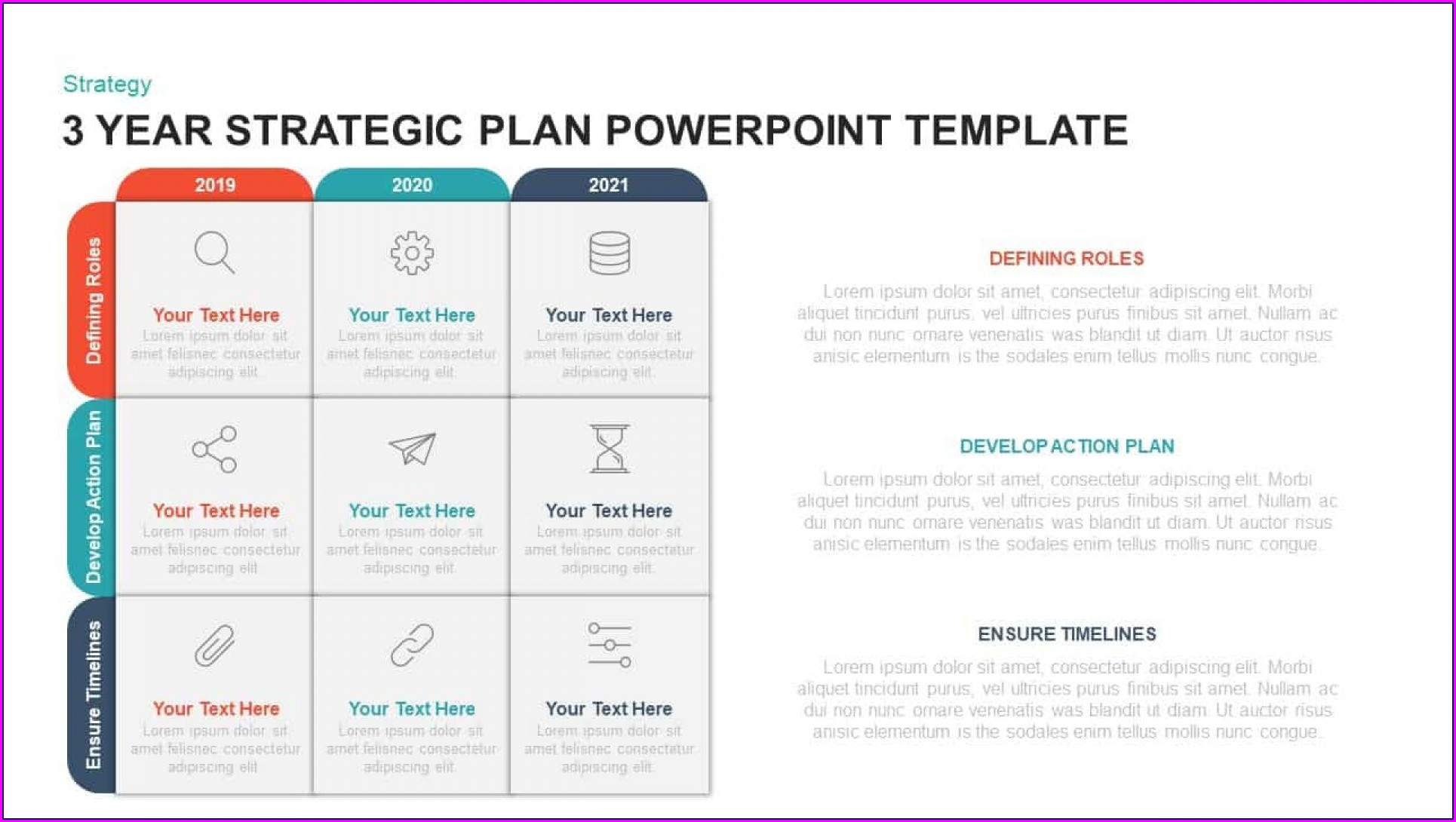 Powerpoint Sales Plan Template Ppt