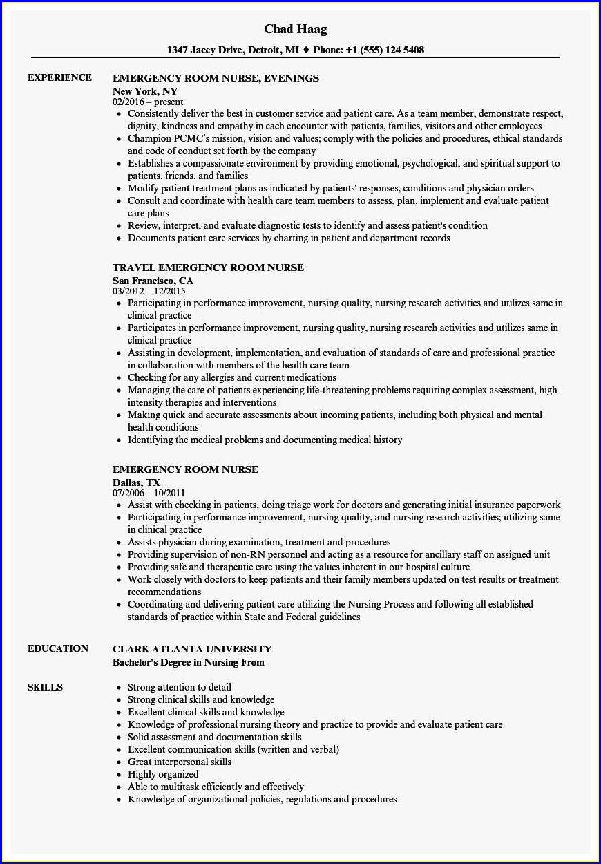 Professional Nursing Resume Writers Melbourne