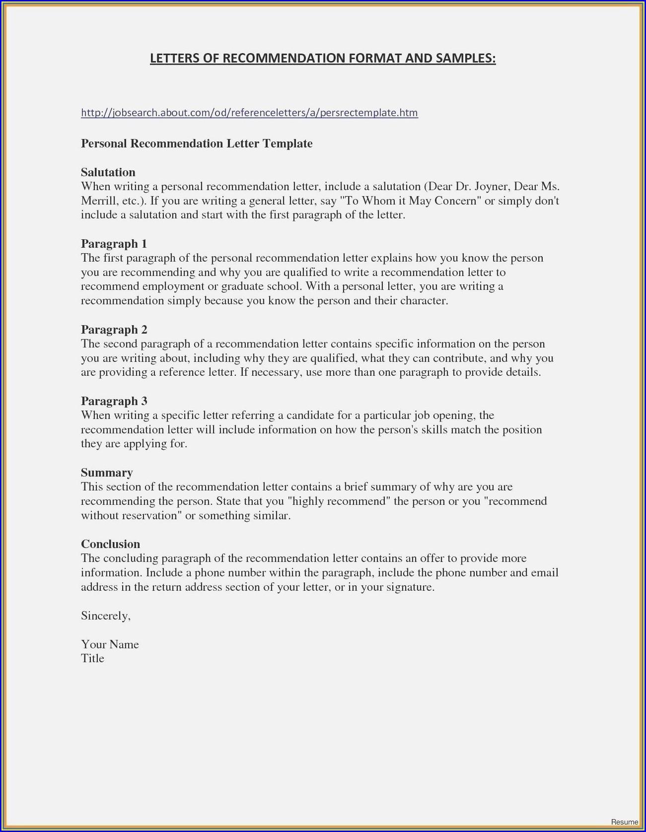 Resume Format Construction Worker