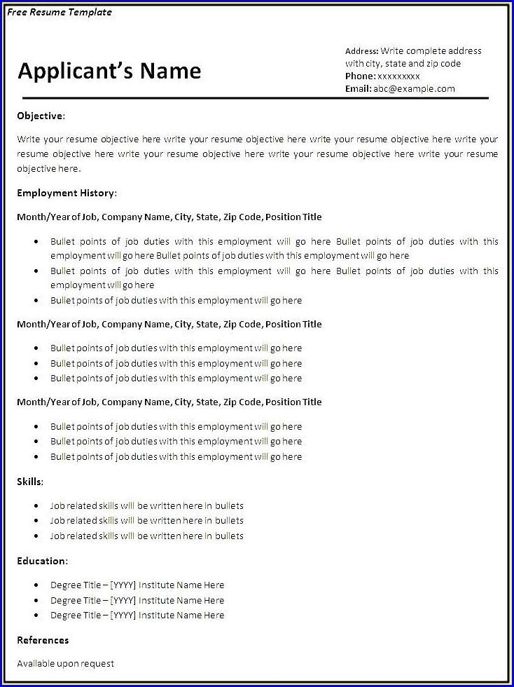 Resume Parser Open Source
