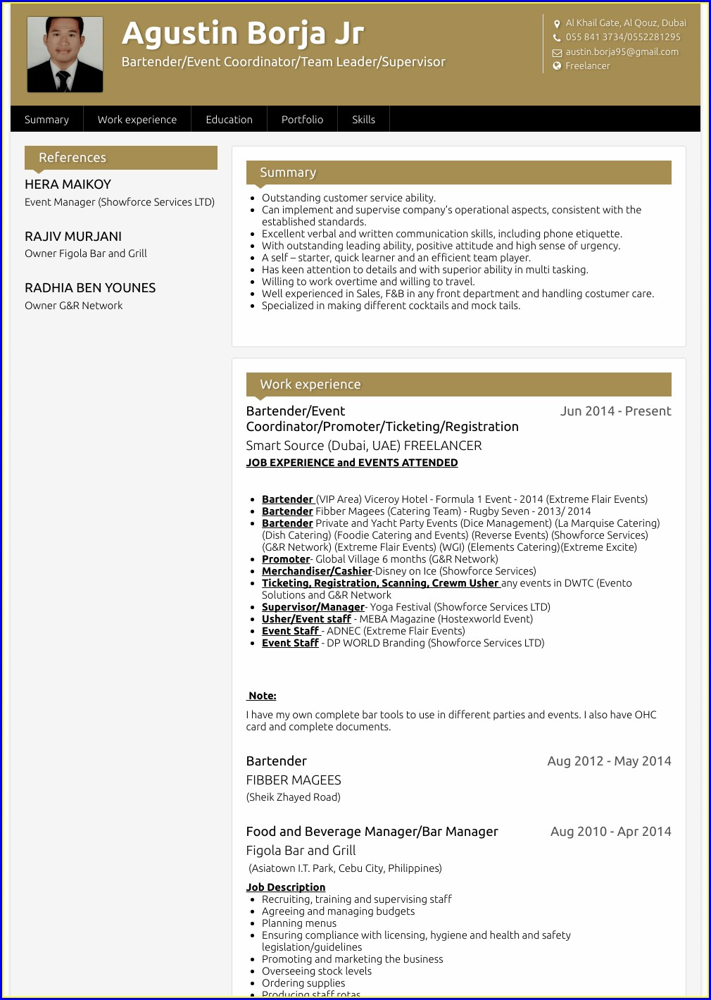 Resume Samples For Jobs In India Pdf
