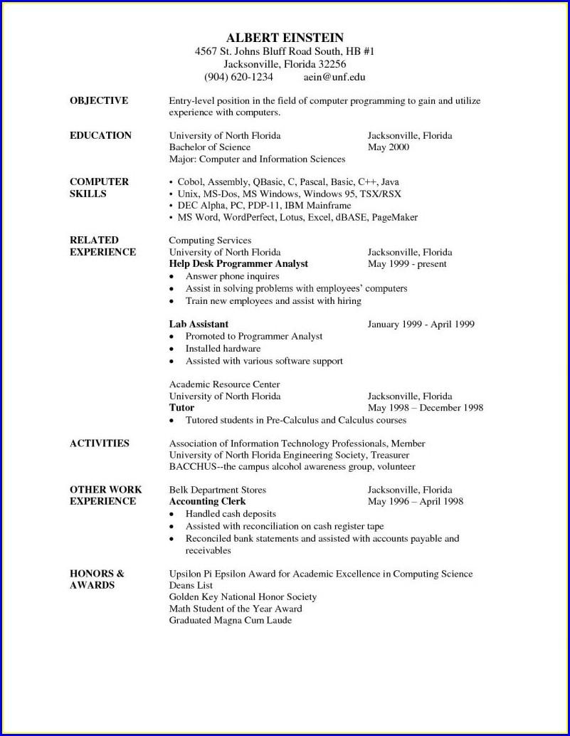 Resume Service San Diego