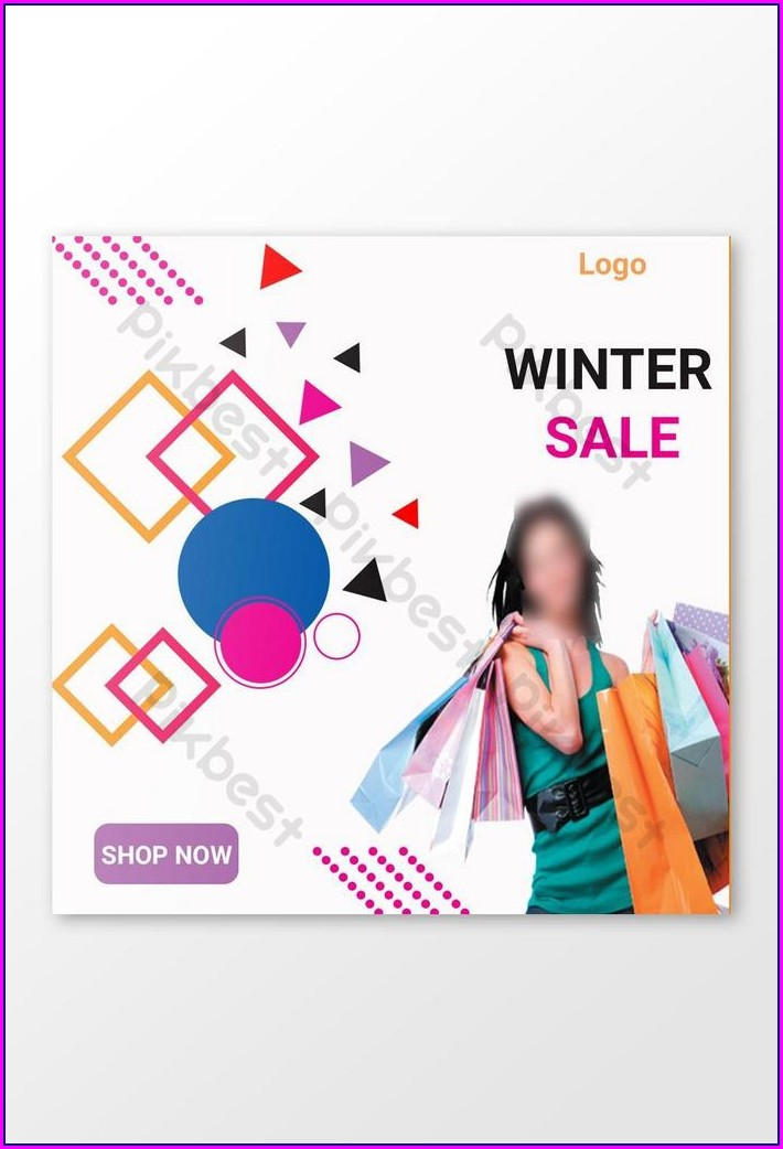 Sale Banner Template Psd