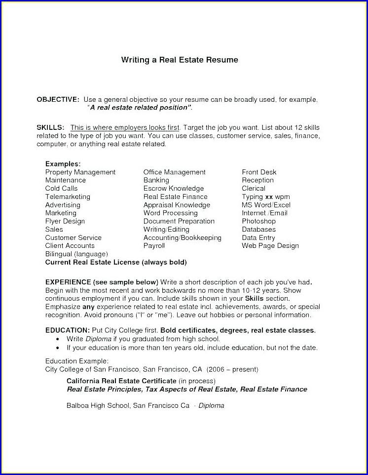 Sample Resume For Banking Sales Job