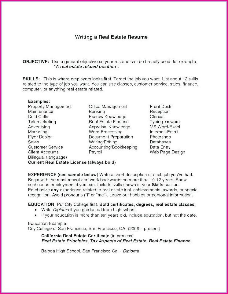 Sample Resume For Sales Associate Jobs