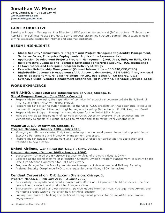 Sample Resumes For Jobs In Hospitality