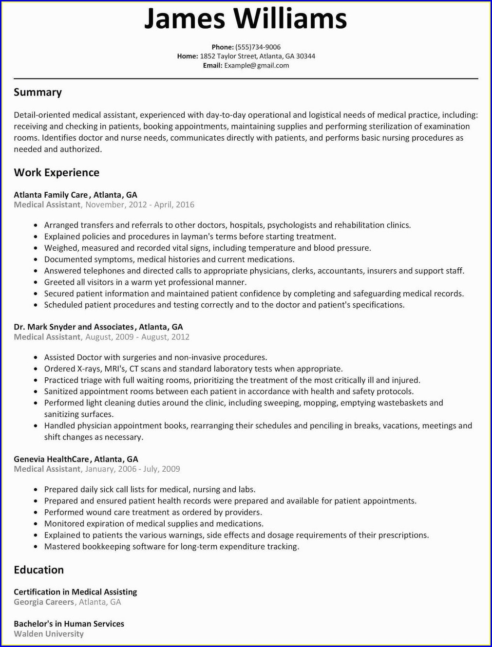 Senior Asp Net Mvc Developer Resume