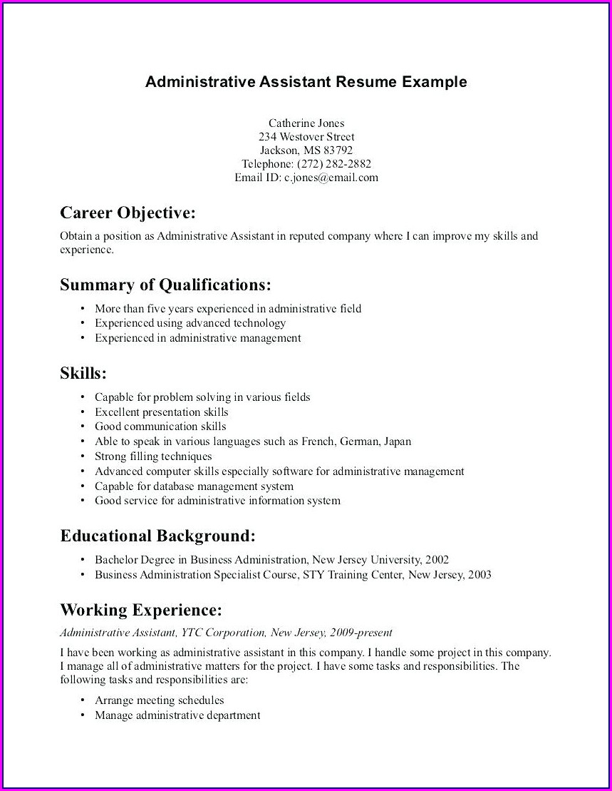 Student Dental Hygiene Resume Examples