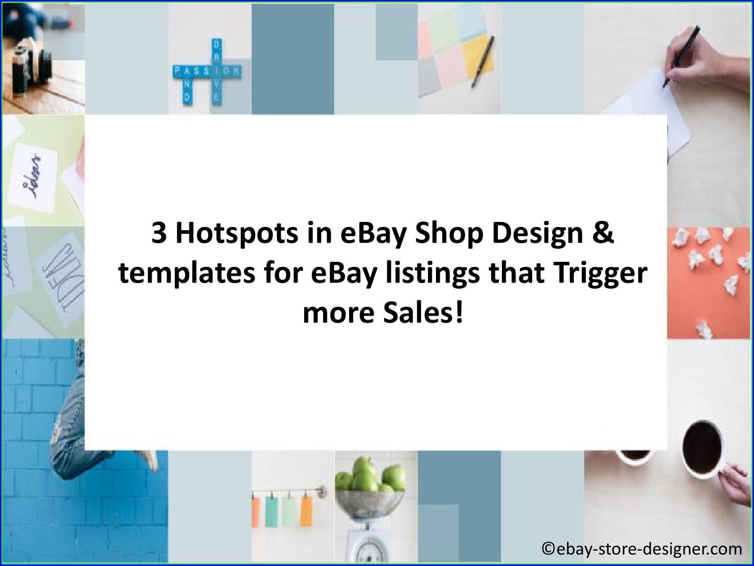 Templates For Ebay Listings