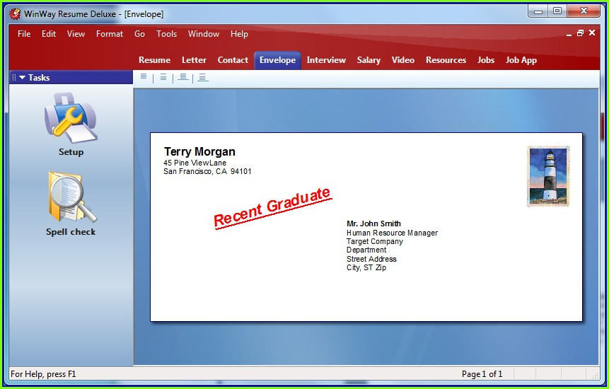 Winway Resume Deluxe 14 Download