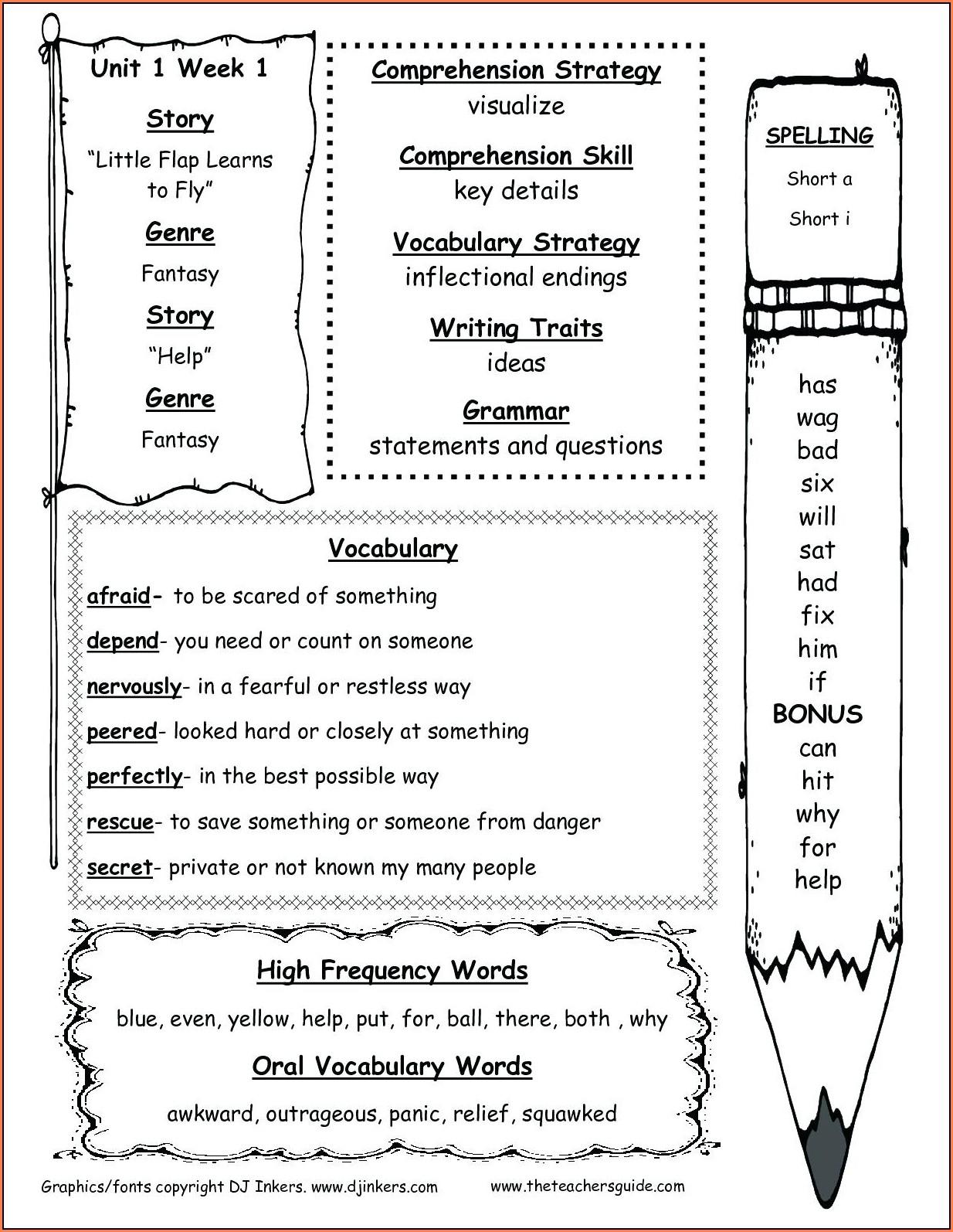 2nd Grade Magnets Worksheet