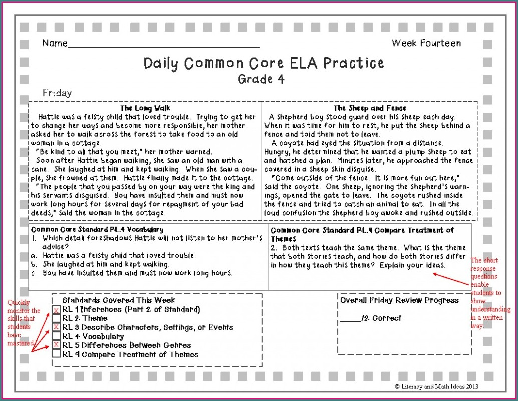 3rd Grade Math Worksheets Line Plots