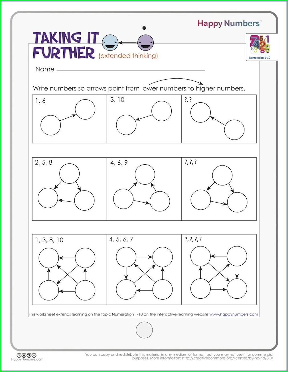 3rd Grade Numeration Worksheets