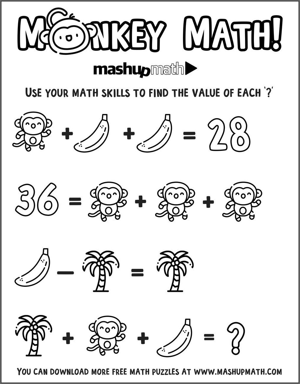 5th Grade Free Math Coloring Worksheets