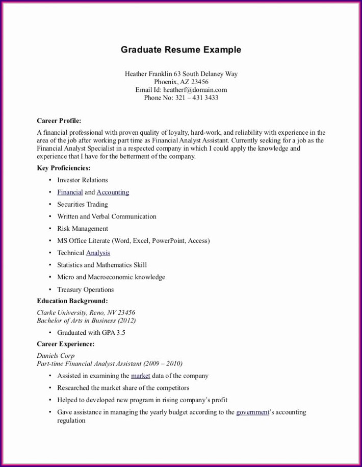 Best Resume For Dental Assistant