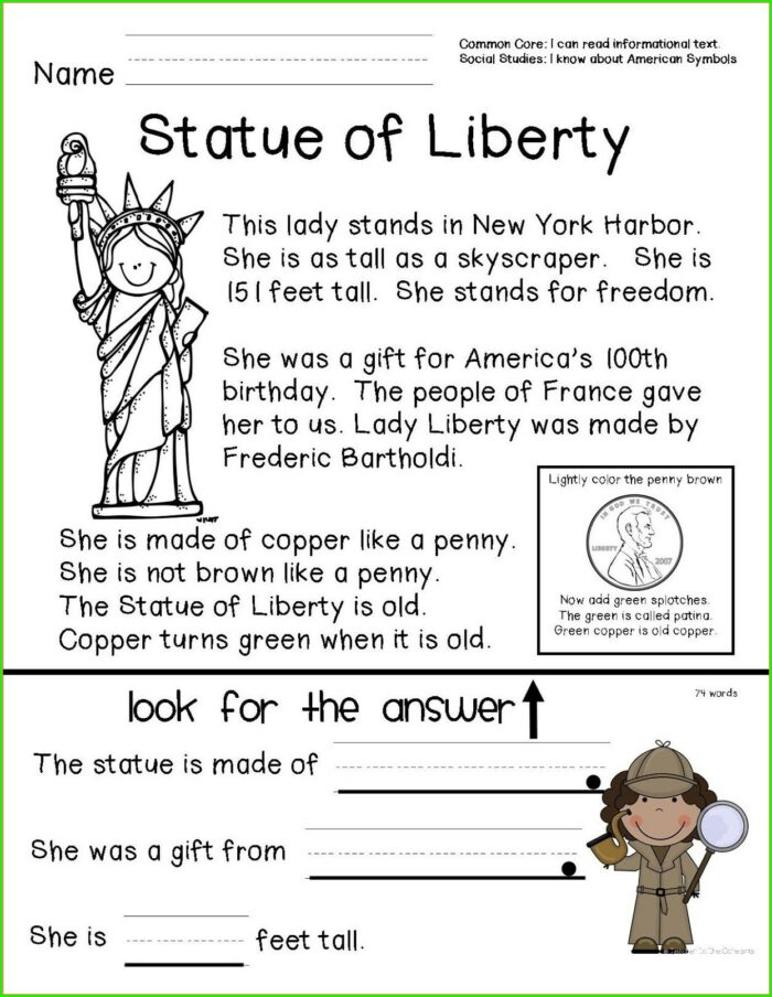 Black History Month Worksheets For Middle School