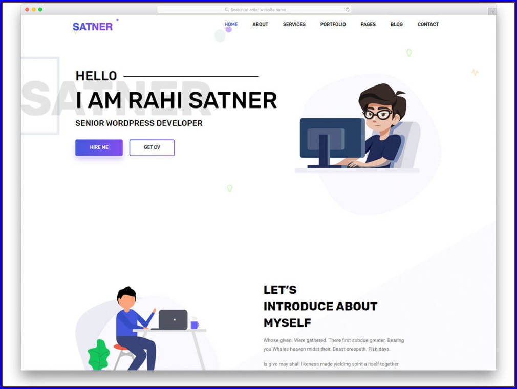 Build Creative Resume Online Free