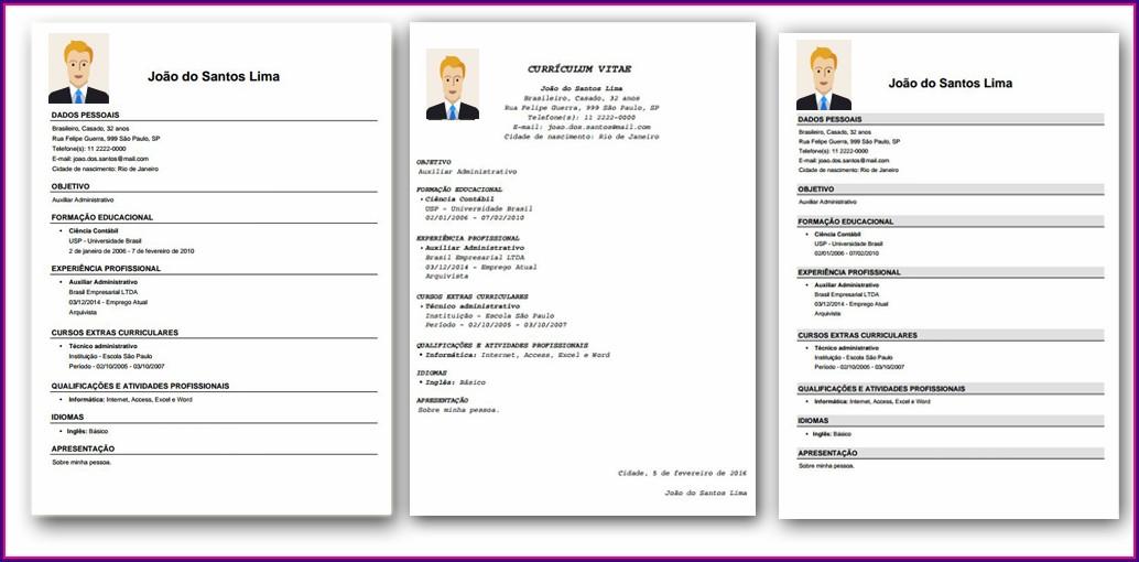Curriculum Vitae Creator Free Download
