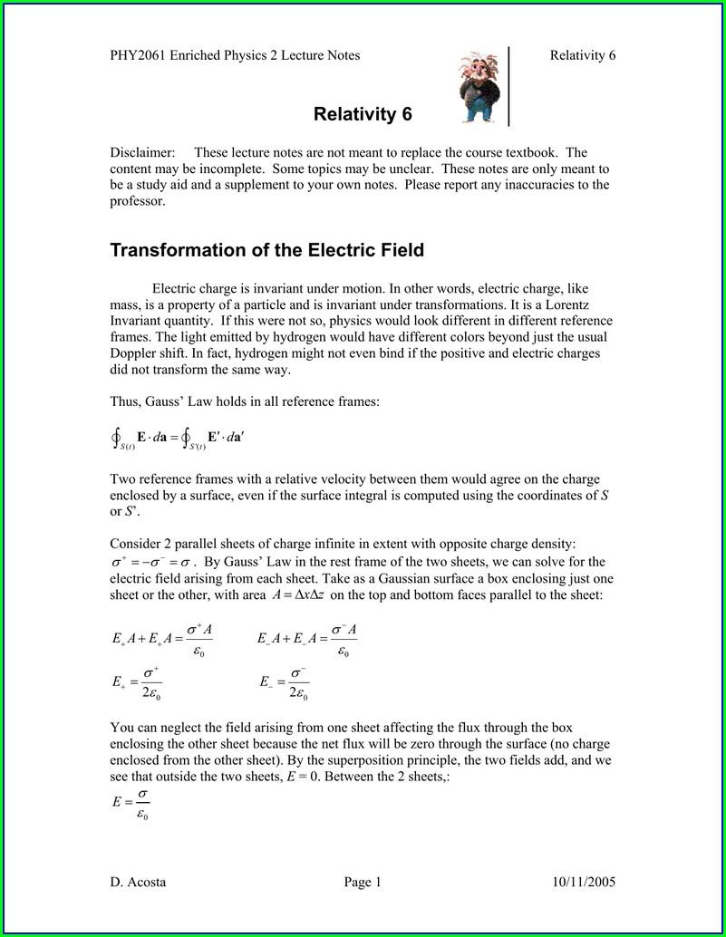 Density Description And Worksheet 10 11