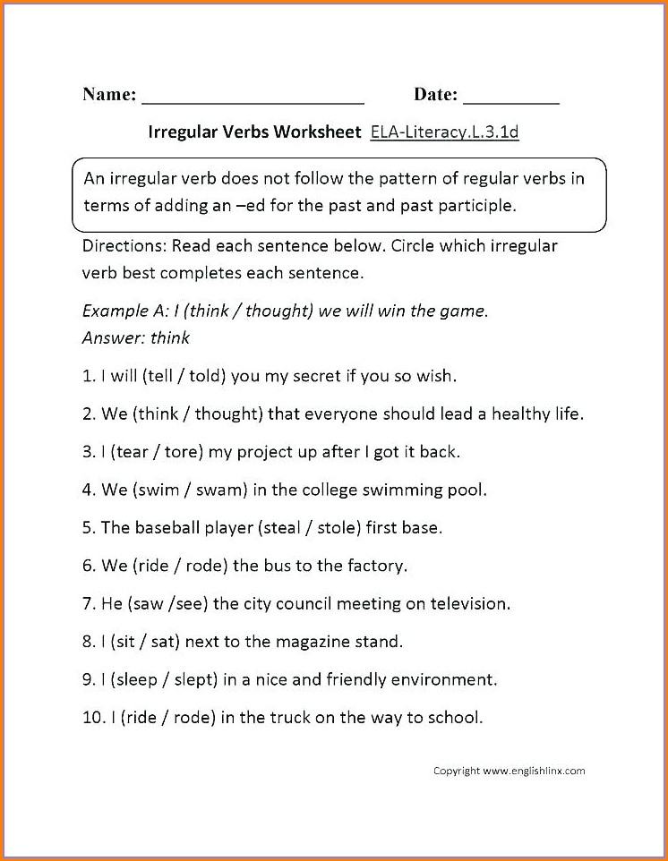 Descriptive Adjectives Worksheet Grade 3
