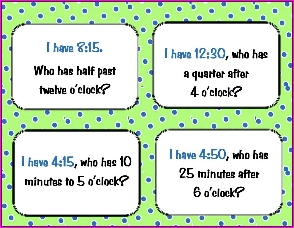 Digital Time Worksheets For Grade 5
