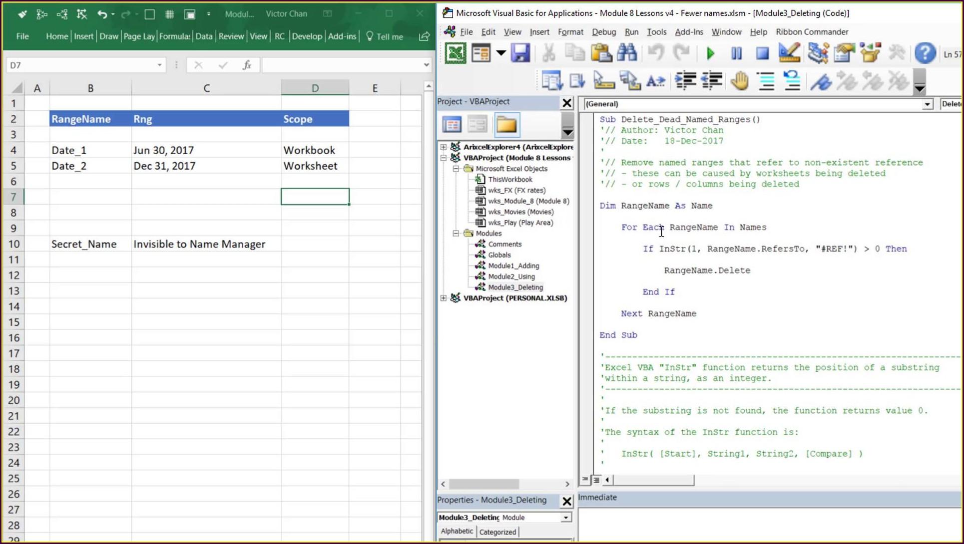 Excel Vba Delete Entire Worksheet