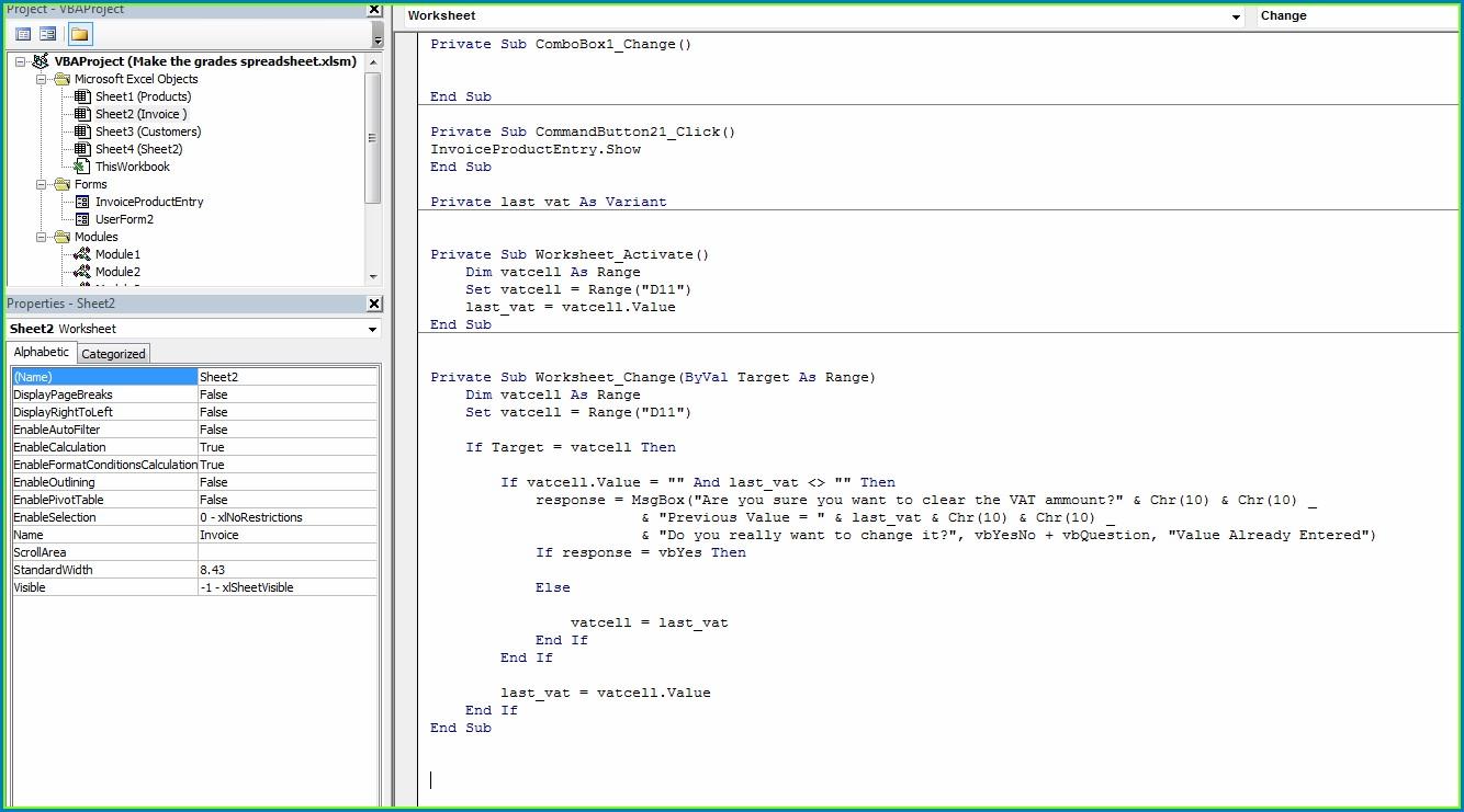 Excel Vba Delete Sheet Confirmation