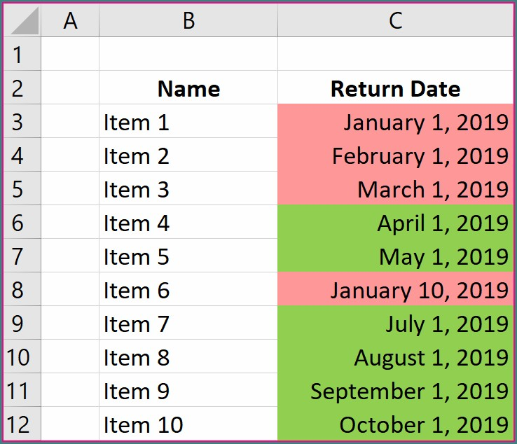 Excel Vba Sort Rows By Date