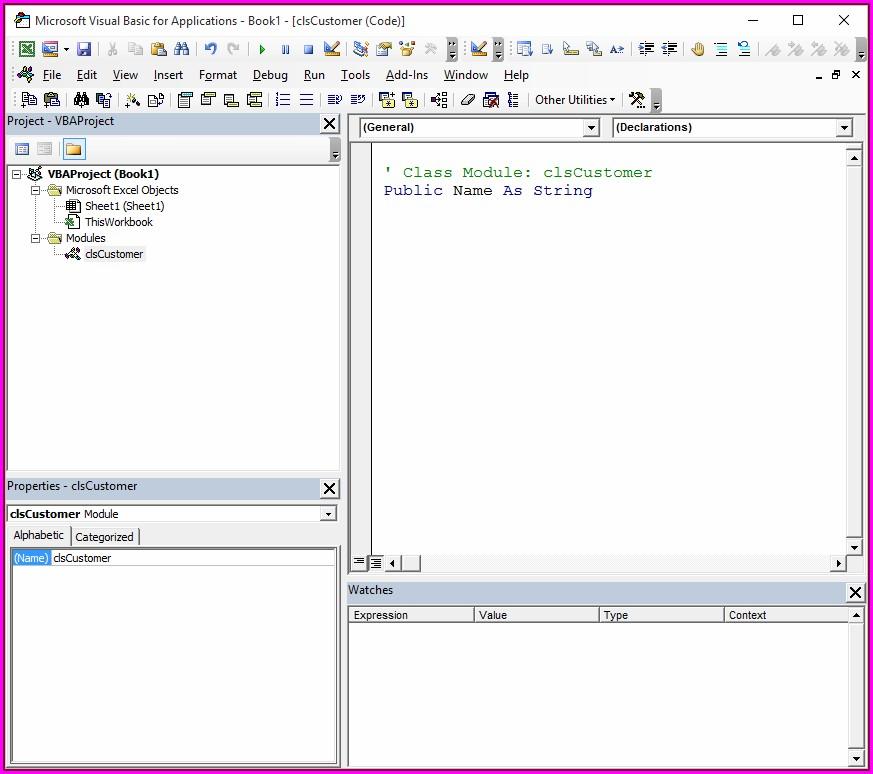 Excel Vba Worksheet Or Module
