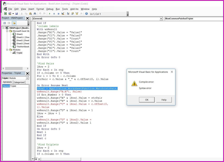 Excel Vba Worksheetfunctioncolumn