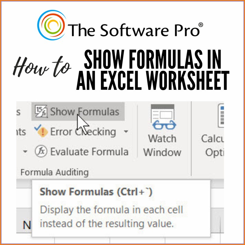 Excel Worksheet To Worksheet Formulas